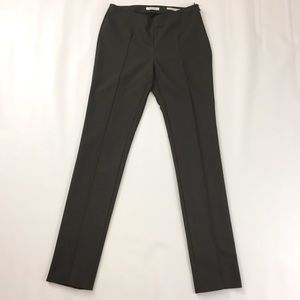 Babaton Slate Grey Skinny Dress Pants